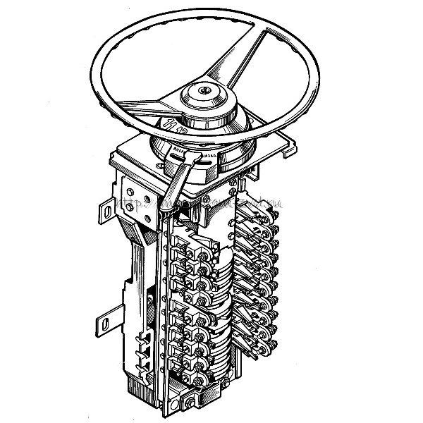 Контроллер КМ- 2104
