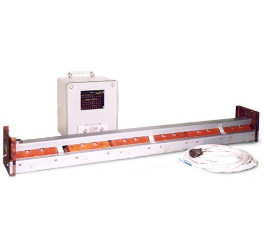 Устройство контроля резино-троссовых лент УКТЛ