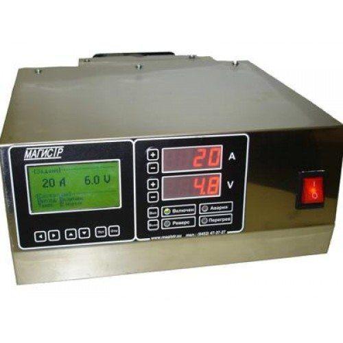 Источники тока для нанесения драгметаллов ГИТП500-15(5)х12Р-220-П