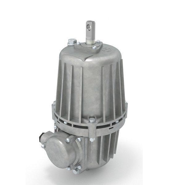 Толкатель гидравлический ТЭ-80