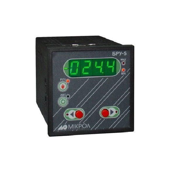 Блок ручного управления импульсный БРУ-5, БРУ-5К1