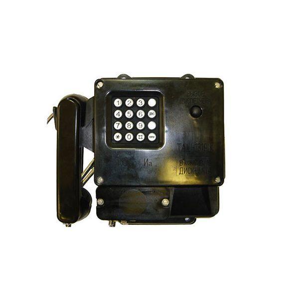 Аппарат телефонный шахтный ТАШ-1319к