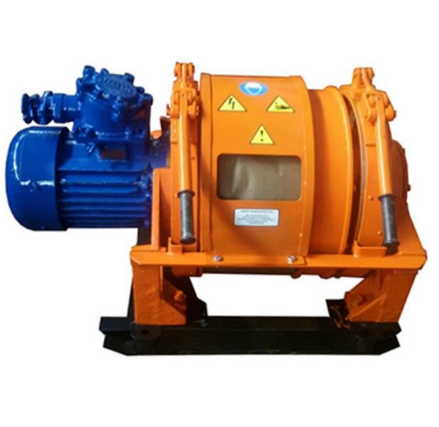 Лебедка шахтная электрическая 1ЛШВ-01