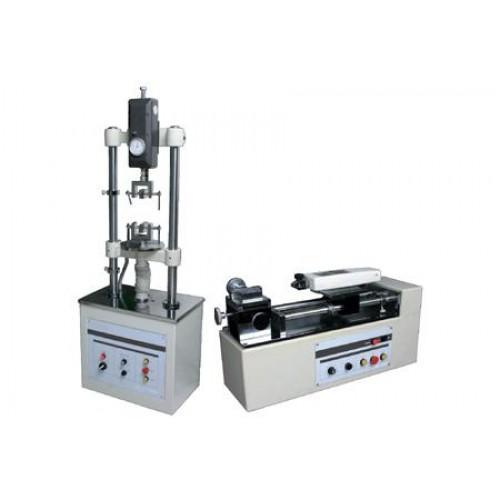 Стенды для динамометров с электроприводом (ИМЭГ-0,5 с ДА-500- ИМЭГ-0,5 с ДЦ-500- ИМЭ-0,5 с ДА-500- ИМЭ-0,5 с ДЦ-500- ИМЭ-1 с ДА-1К- ИМЭ-1 с ДЦ-1К- ИМЭ-5 с ДА-5К- ИМЭ-5 с ДЦ-5К- ИМЭ-10 с ДЦ-10К)