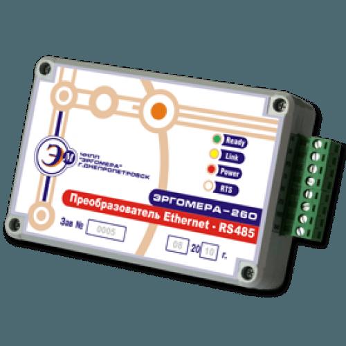 Преобразователь интерфейсов Ethernet RS485