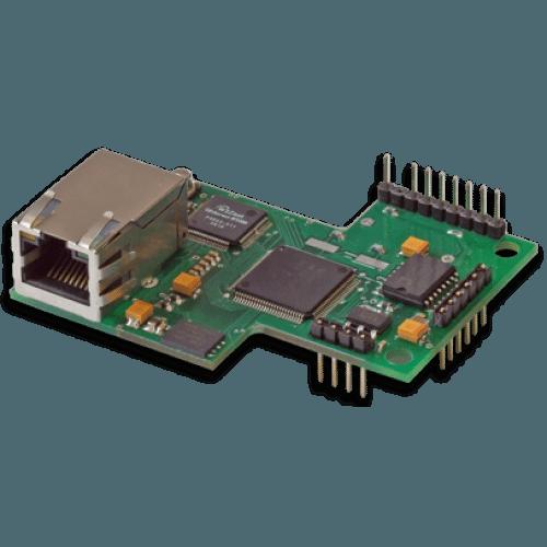 Адаптер Web интерфейса. Базовый модуль для установки в приборы ЭУС – 260.802