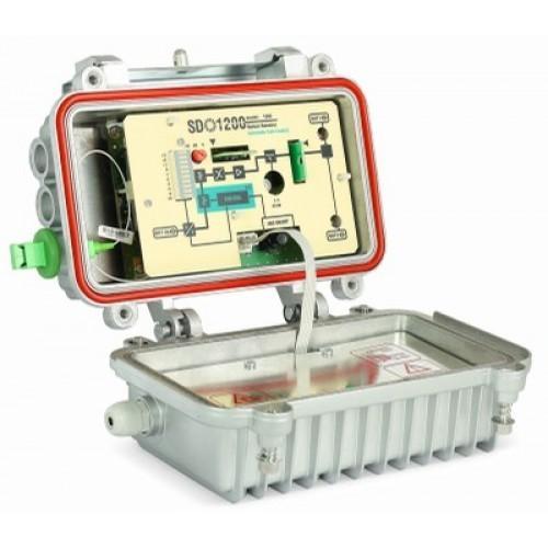 Оптические приёмники SDO1202 с высоким выходным уровнем и системой АРУ