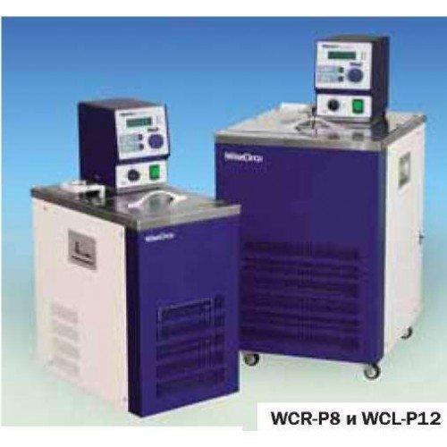 Криотермостаты WCR-P6, WCR-P8, WCR-P12, WCR-P22, WCRP-30, WCL-P6, WCL-P8, WCL-P12, WCL-P22, WCL-P30