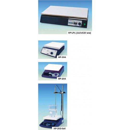 Нагревательные плиты НР-20А, НР-ЗОА, HP-LP1, HP-LP2, HP-20D, HP-30D