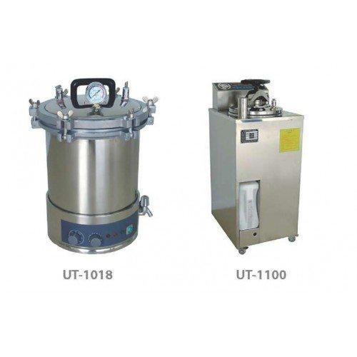 Паровые стерилизаторы UT-1018, UT-1030, UT-1050, UT-1075, UT-1100