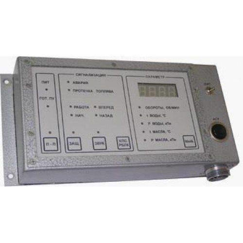 Устройство сигнализации и управления дизелем УСУ-Д-1М-01