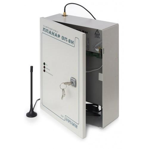 Объектовый прибор «Планар ОП-8н GSM»