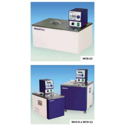 Термостаты WCB-6, WCB-11, WCB-22, WCH-8, WCH-12, WCH-22, WCH-30