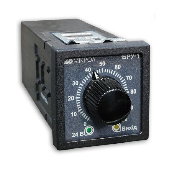 Блок ручного управления БРУ-1