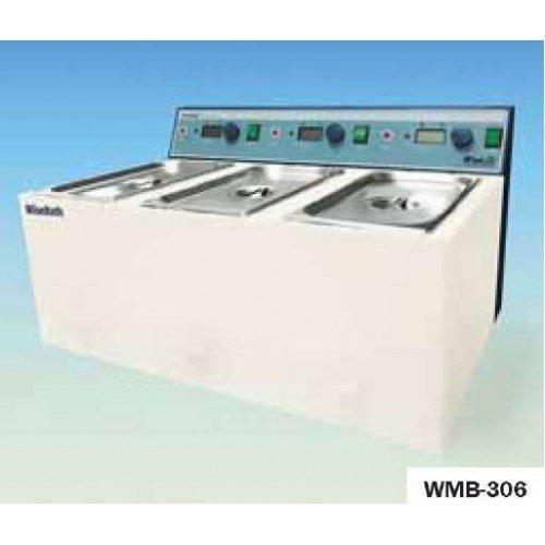 Водяные и масляные бани WEB-4, WEB6, WEB8, WMB306, WMB311