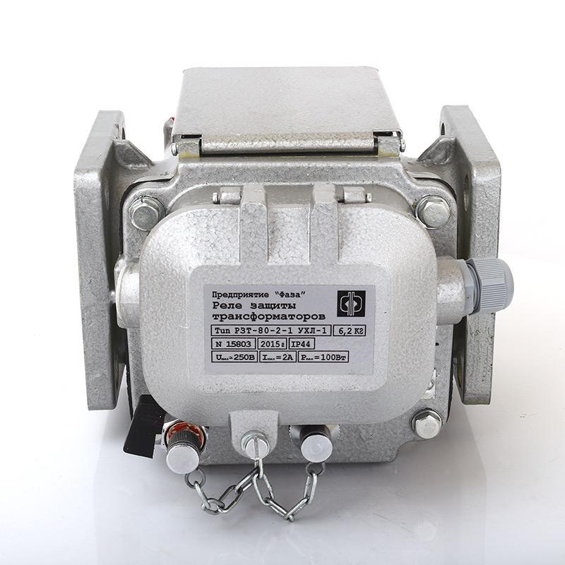 Реле защиты трансформатора РЗТ–80 (РГТ-80)